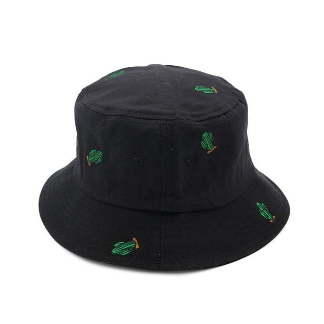 OHCOXOC 2018 cacti design women men new fashion bucket hats spring summer  outdoor casual unisex popular cap hat 3d410fabb62