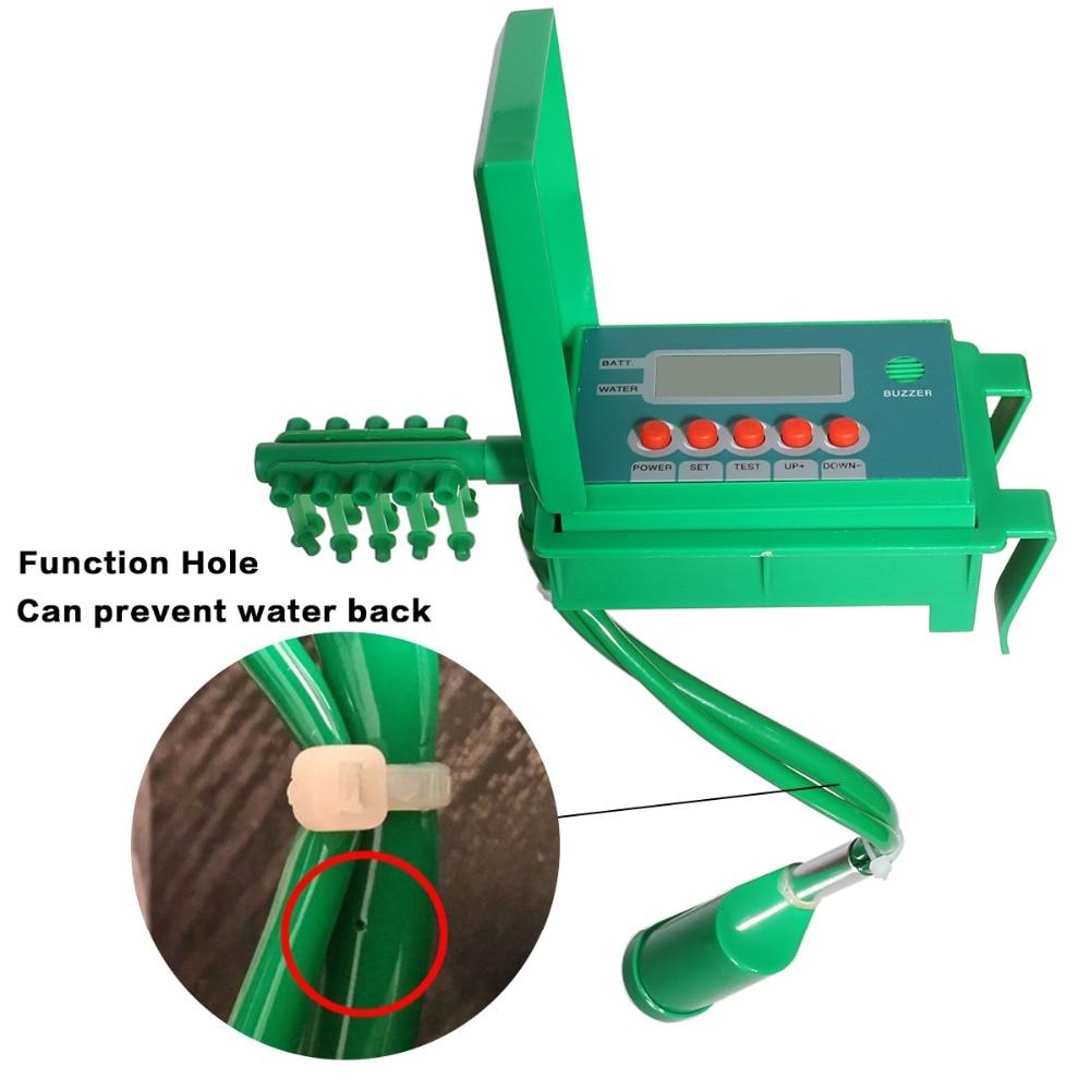 Автоматический микро домашний капельный полив Полив наборы системы спринклер с умным контроллером для сада, бонсай внутреннего использования#22018