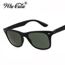 WHO CUTIE Brand Design Hot 4195 Sunglasses Gentle Men Women 2017 Trends Vintage Square Rays Neff Sun Glasses Shades Oculos OM323