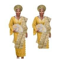 Nigerian gele headtie african headtie head wrap lady auto gele african headwear turban with shoulder gele