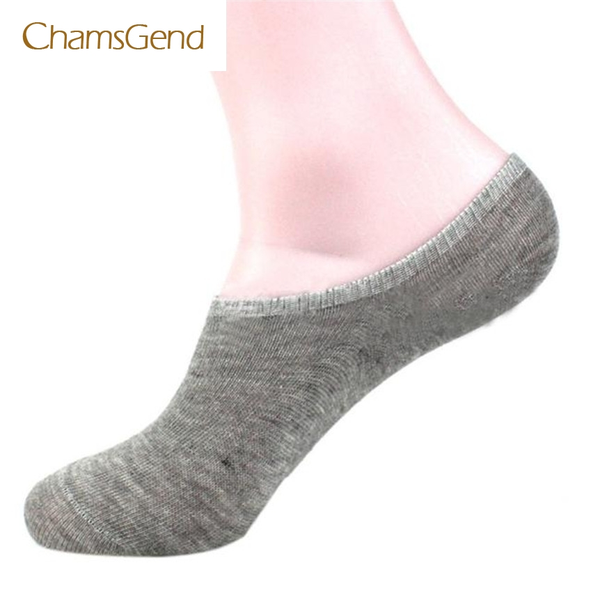 CHAMSGEND Drop Shipping very low prices New Fashion Cotton Comfortable breathable Ankle Short Socks  JUN08