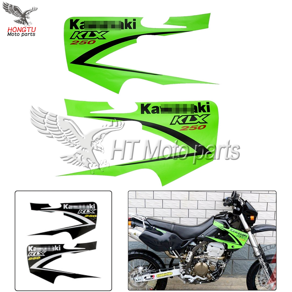 Motorcycle Stickers PromotionShop For Promotional Motorcycle - Kawasaki motorcycles stickers