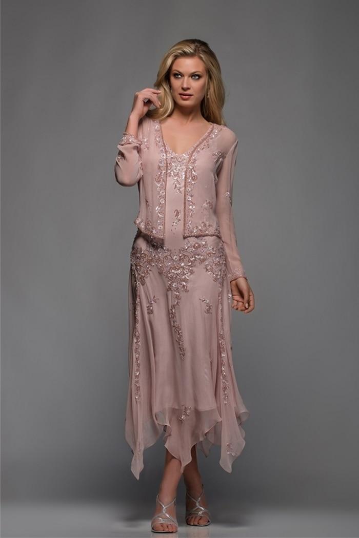 Online Buy Wholesale tea length plus size dresses from China tea ...