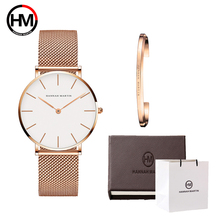 High Quality Stainless Steel U-shape Bracelet Boxes Watches