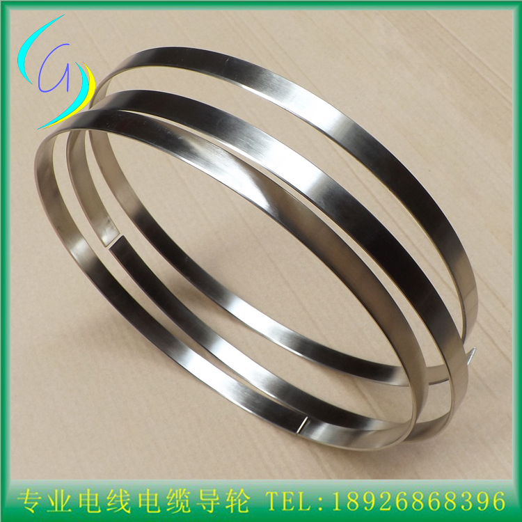 Conductive ring wire drawing machine annealed copper ring large drawing machine standard parts