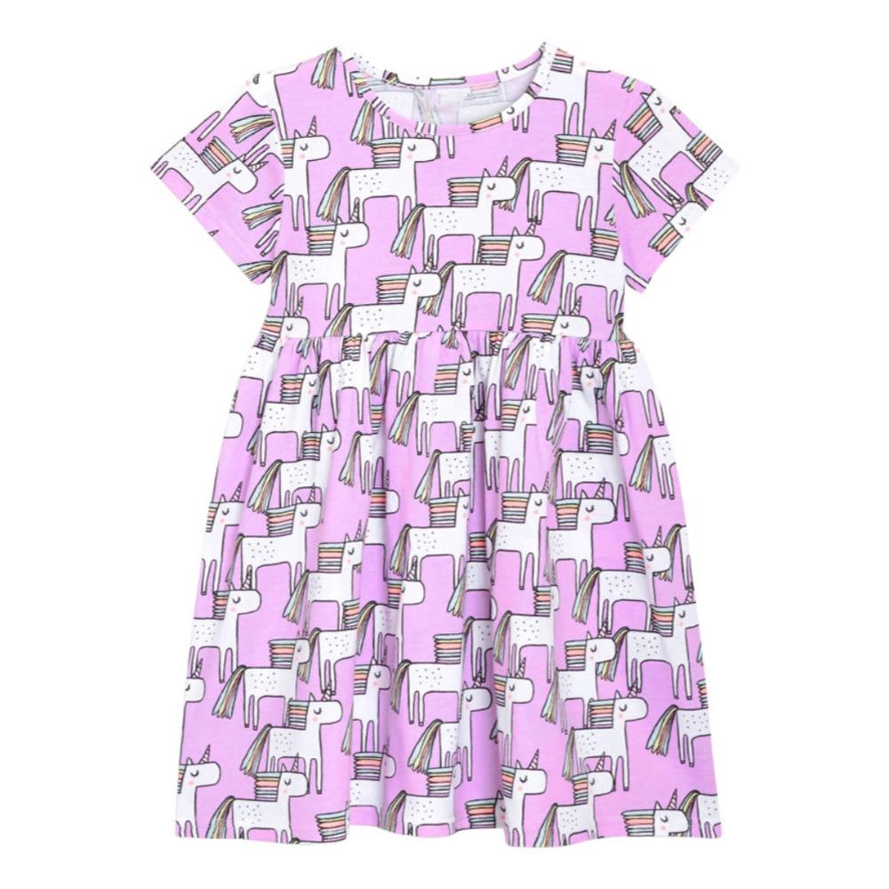 Meisjes Zomer Babykleding Merk Kinderkleding Print Kinderkleding - Kinderkleding - Foto 4