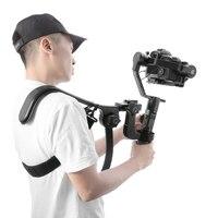 Zhiyun Crane 2 Gimbal Accessories Shoulder Support Rig Handle Holder Similar As Easyrig ReadyRig Atalas