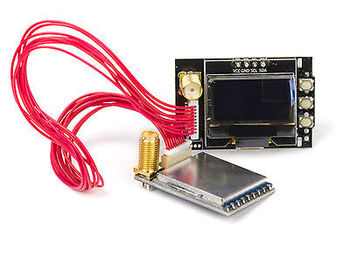 FPVOK HB5808 5.8GHz 40CH Diversity Receiver for Fatshark Video Goggles w/Raceband