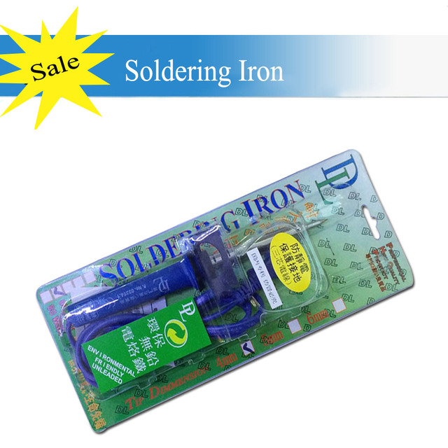 40W Soldering Iron without T-style Copper Header for Remove LCD Polarizer Film