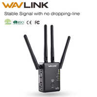 Wavlink AC1200 WIFI Repeater/Router AP Wireless Range Extender wifi  amplifier with External Antennas wifi long range repeater