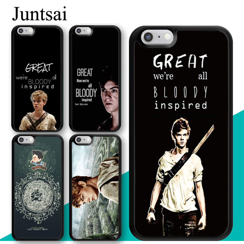 The maze runner 5 PHONE CASE FOR iPHONE SAMSUNG LG etc