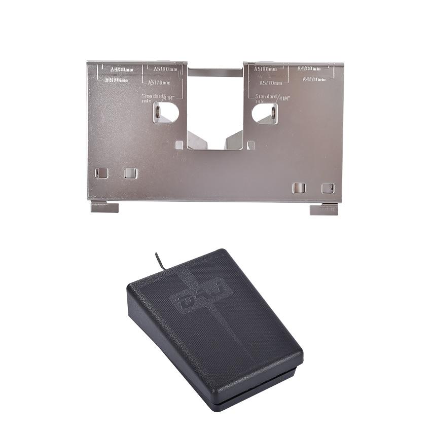 Elektrikli Auto Rapid Stapler Binder Machine Book Binding Machine - Ofis elektronikası - Fotoqrafiya 5