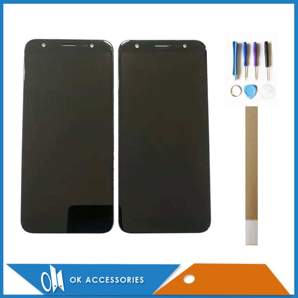 5.45 Inch For BQ Mobile BQ 5512L Strike Forward BQ5512L BQ 5512L LCD Display + Touch Screen Digiziter Assembly With Tools Tape