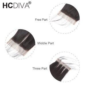 Предварительно окрашенные перуанские прямые волосы с закрытием 34 36 38 40 дюймов длинные Remy человеческие волосы пучки 3 пучка с закрытием для ж...
