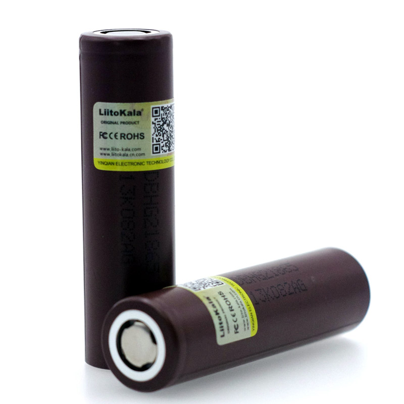 Image 5 - LiitoKala 100% New Original HG2 18650 3000mAh battery 18650HG2 3.6V discharge 20A dedicated For hg2 Power Rechargeable battery-in Replacement Batteries from Consumer Electronics