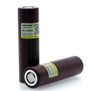 Image 5 - Liitokala 100% Nieuwe Originele HG2 18650 3000Mah Batterij 18650HG2 3.6V Ontlading 20A Gewijd Voor Hg2 Power Oplaadbare Batterij