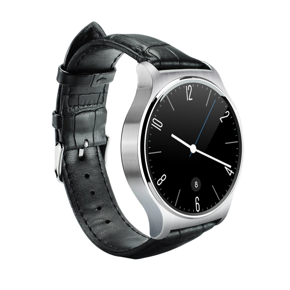 new gw01 bluetooth smart watch ips round screen smartwatch ...