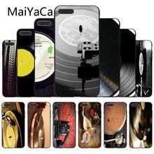 Vinyl record phone cases for iPhone X And 8 8plus 7 7plus 6s 6s Plus 5 5s 5c