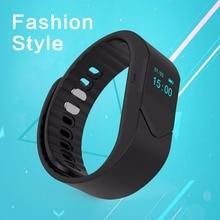 Жизнь водонепроницаемый M5 Монитор артериального давления кислорода трекер Bluetooth Смарт часы браслет полоса