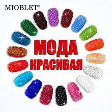 1440Pcs Nails Rhinestone Micro Diamond