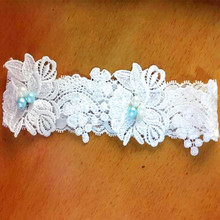 Wedding Floral Garter
