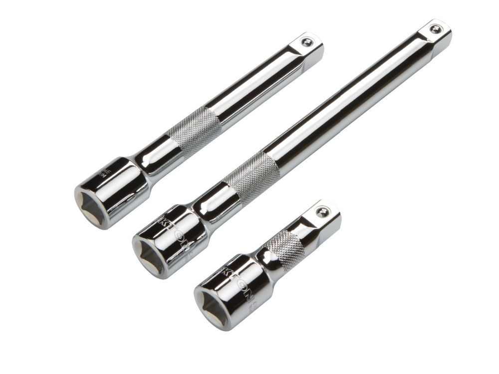 1/2 Inch Drive Extension Bar 3 Inch/5 Inch/10 Inch Crv