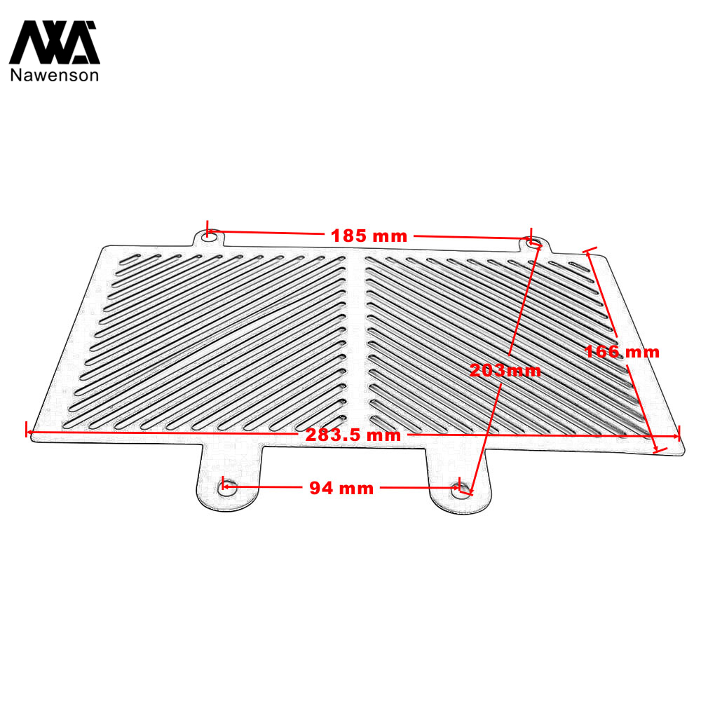 Image 5 - Radiator Guard Grill Cover Protector For RC125 RC200 RC390 2015 2018 2017 2016 Motorcycle Accessories Parts-in Covers & Ornamental Mouldings from Automobiles & Motorcycles