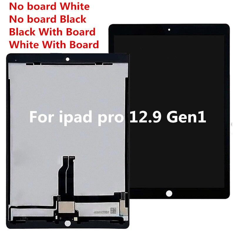 Pour IPad Pro 12.9 Gen1 A1652 A1584 LCD Écran LCD Display + Assemblée D'écran Tactile Pièces De Rechange pour IPad pro 12.9 A1652 A1584