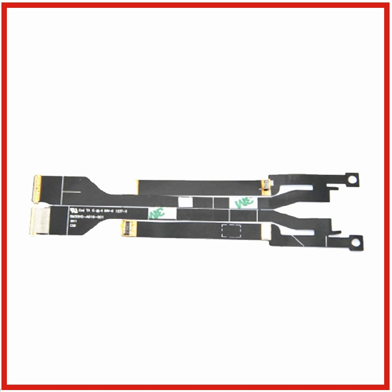 Laptop Led Lcd Lvds Cable For Acer Ms2346 50.13b23.001 B133xw03 P N Sm30hs-a016-001 Screen Display Cable Pleasant In After-Taste Computer Cables & Connectors