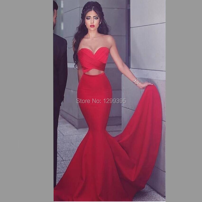 robe rouge longue. Black Bedroom Furniture Sets. Home Design Ideas