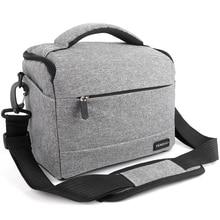 DSLR Camera Bag Fashion Polyester Shoulder Bag