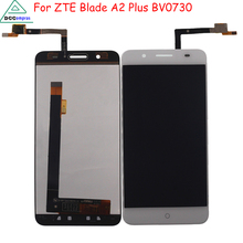 For ZTE Blade A2 Plus BV0730  LCD Display Touch Screen Digitizer Assembly Original 5.5