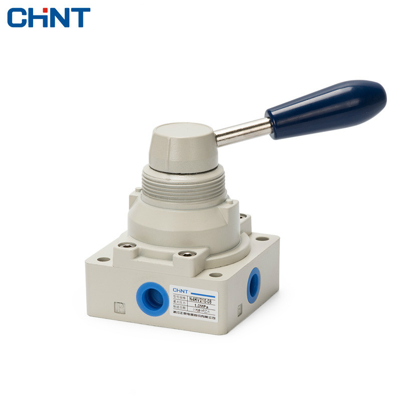 CHINT Handle Valve Three Four - Way Manual Switch Hand Plate Valve For The Valve Control Valve N4HV new scv valve suction control valve 294200 0370 2942000370