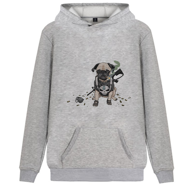 Marvel Avengers Dog Spider Man Punisher Ghost Rider Doctor Hoodie sweatshirts Kangaroo Pocket Winter Unisex Activewear A193291 in Hoodies amp Sweatshirts from Men 39 s Clothing