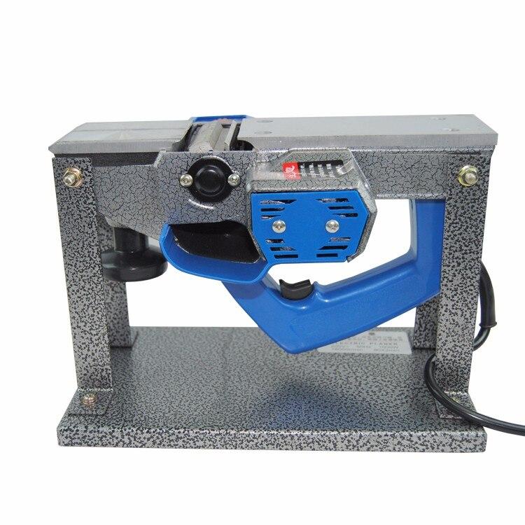 Raboteuse électrique multifonction haute puissance Machine à bois professionnelle 220 V 1000 W raboteuse en bois