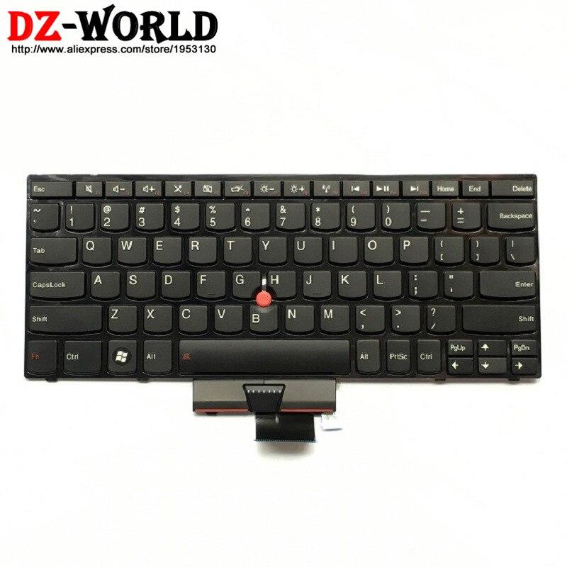 新オリジナル米国英語 Lenovo の Thinkpad の E120 E125 E130 E135 E220S Teclado 04W0944 04W0908 0A62147  グループ上の パソコン & オフィス からの 交換用キーボード の中 1