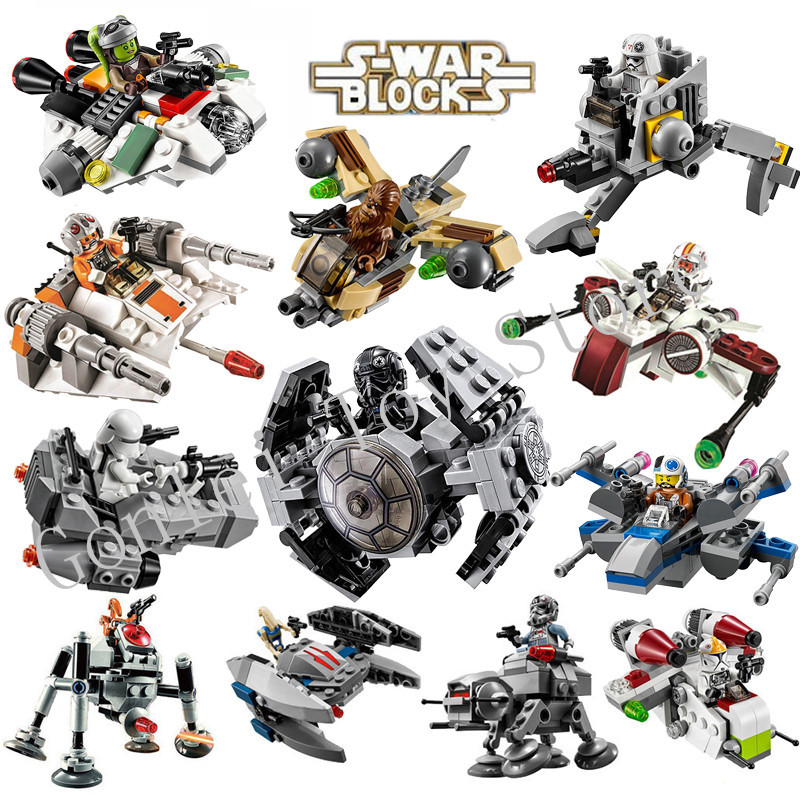 star-wars-resistance-x-wing-tie-advanced-prototype-micro-fighters-font-b-starwars-b-font-the-force-awakens-gunboat-blocks-toys-gifts