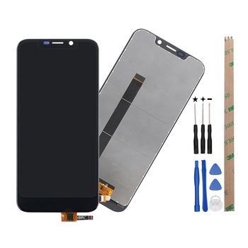 Doogee X70 LCD Display And Touch Screen 5.5'' Repair Replacement Parts For Doogee X70 Phone Accessory +Tools
