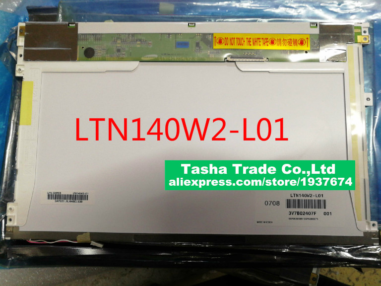 Article LCD Matrix LTN140W2 L01 14.1 1280X800 LTN140W2-L01 CCFL g121s1 l01 lcd displays page 5