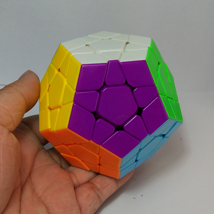 New Brand FanXin Megaminx Magic Cube Puzzle Speed Cube Cubo Magico Educational Toy Drop Shipping Twist