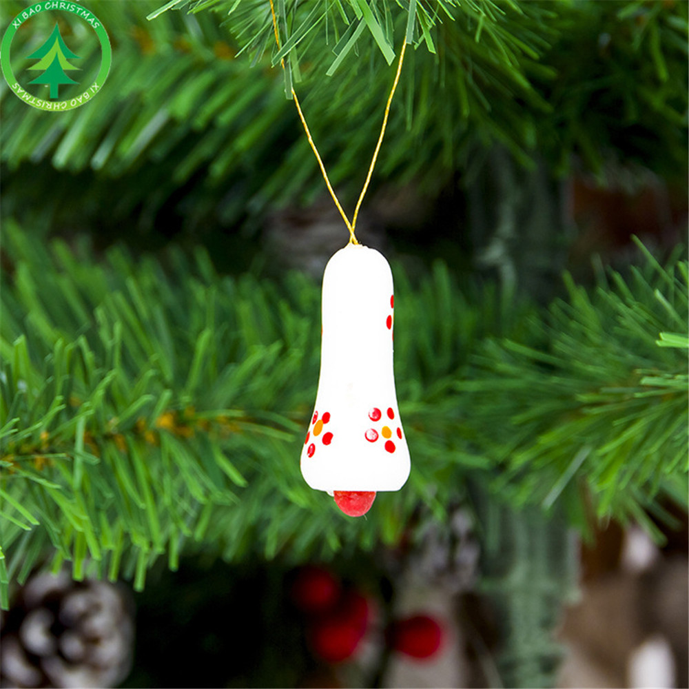 Christmas Horse Decorations.Us 7 29 40 Off Merry Christmas Decorations For Home 12 Traditional Wooden Christmas Tree Decorations Rocking Horse Drum Toys Angel In Pendant Drop