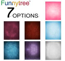 Funnytree old master theme photography backdrop solid color various wedding background for photo studio photocall decoration