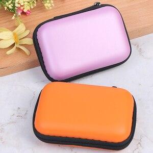 Image 4 - Mini Bag Portable Shockproof Storage box Compact waterproof Case For Gopro Hero 7 6 5 4 3 SJCAM Xiaomi Yi 4K MIJIA Action Camera