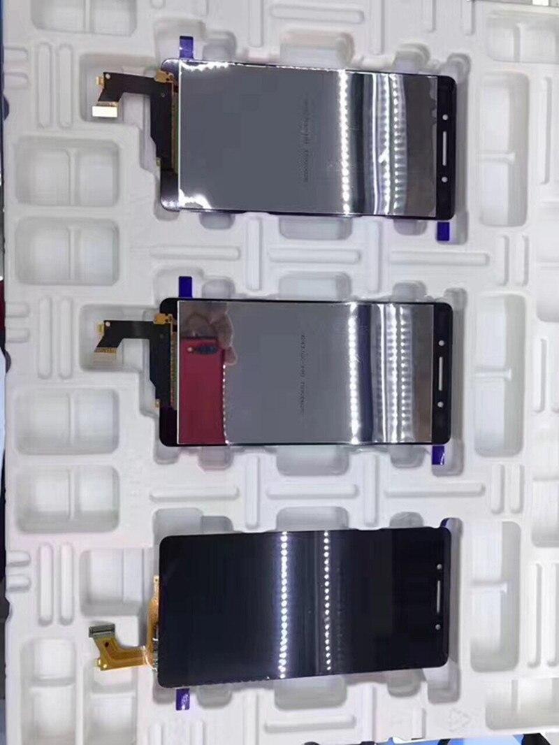Para Huawei Honor 7 Teléfono Móvil Lcd + Touch Screen Asamblea Del Digitizador E