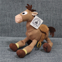 1pcs 25cm=9inch Original Toy Story Plush Bullseye The Horse Cute Doll For Childrens Gift Kids Toys baby toys