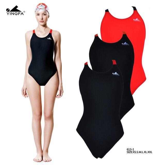 75910242673 Yingfa 613 bathing suit women one piece swimsuit girls swimwear swimming  suit for women bodysuit women maillot de bain femme