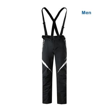 ROYALWAY Women Skiing Pants Ski Snowboarding Pants High Quality Windproof Breathable Waterproof Trousers Bib Pants#RFJL4516G