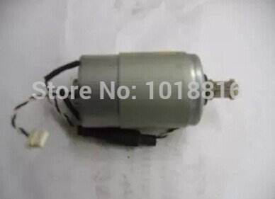 Free shipping Used Paper (Y-axis) drive motor C4705-60068 C4705-60056 For the Designjet 700 750 755 plotter parts wl v911 black remoter controller motor battery upgrades accessories for wl v911 parts free shipping