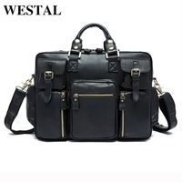 MARRANT Genuine Leather Men Bags New Male Briefcase Man Business Laptop Bag Men Crossbody Shoulder Handbags