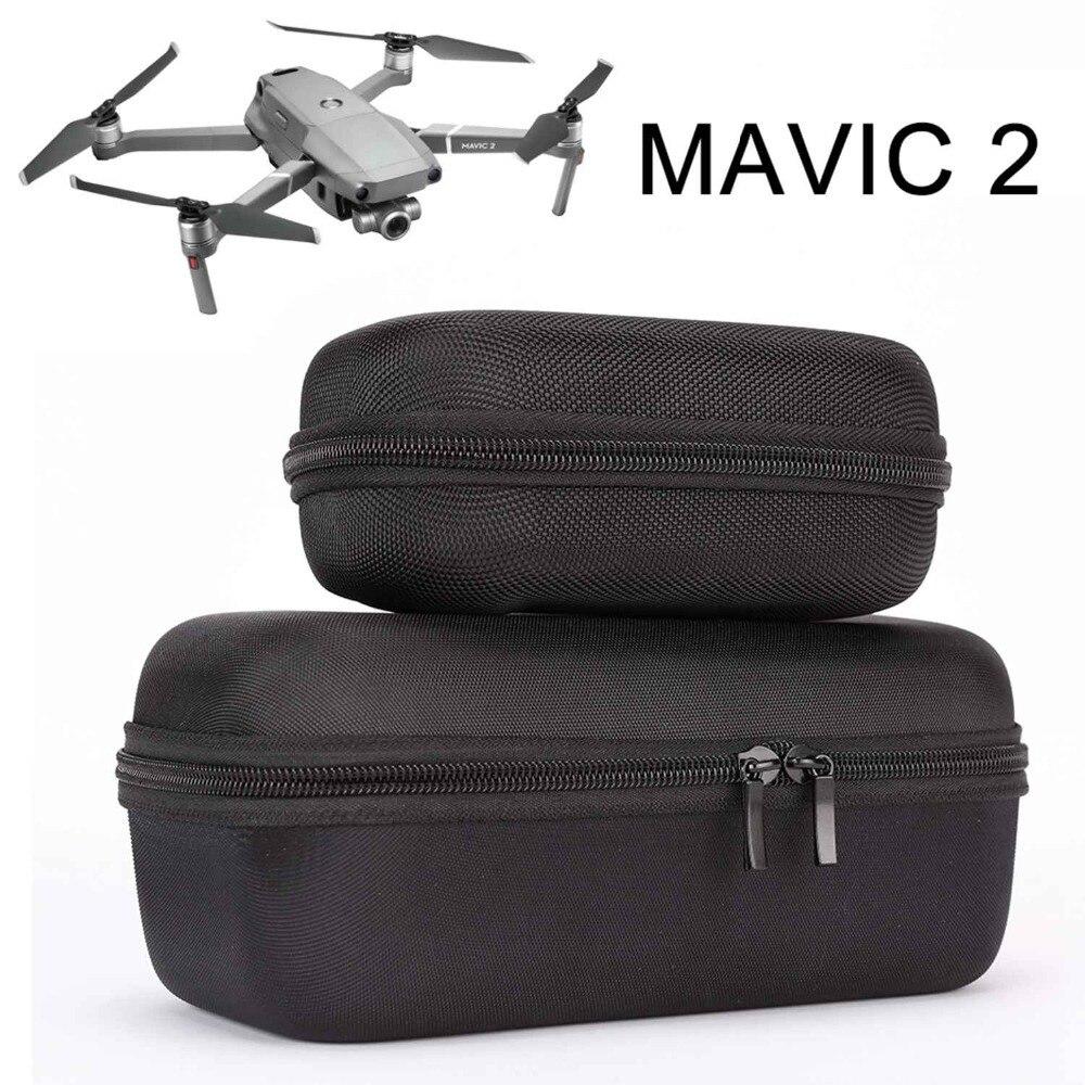 Carrying Case for DJI Mavic 2 Pro Zoom Portable Handbag Carrying Box Storage Bag Drone Remote Controller Portable Case Protector drone x pro
